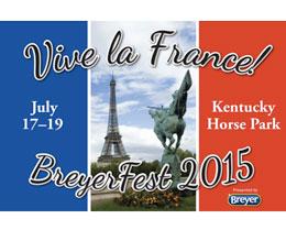 Breyerfest 2015